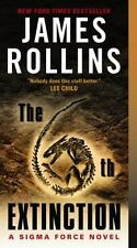 The 6th Extinction: A Sigma Force Novel (Sigma Force Novels) by Rollins, James
