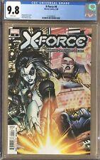 X-Force #4 CGC 9.8 - Dawn of X!