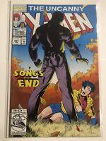 Marvel The Uncanny X-Men #297