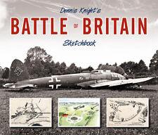 Dennis Knight's Battle of Britain Sketchbook WW2