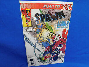 Spawn #298 Todd McFarlane Amazing Spider-Man Homage Color Cover A Image 2019