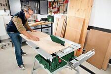 Bosch DIY Tischkreissäge Spaltkeil Tischverlängerung Winkelanschlag Absaugschla