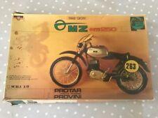 Protar scala 1/9 MZ ETS 250 enduro micro modelli Tarquinio Provini - nuovo / new