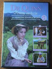 Dr Quinn femme médecin -  episodes 70 à 72, DVD N° 25