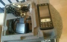 Nokia n73 Music Edition-Negro (sin bloqueo SIM), Smartphone