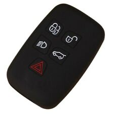 new Silicone key cover For Land Range Rover Discovery Evoque car key cover Case