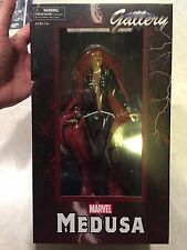 Diamond Select Marvel Gallery Medusa Inhumans PVC Statue Diorama BRAND NEW