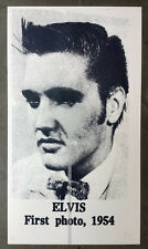 Pure Evil - Elvis Presley First Photo (Silver) -Street Art - Signed Screen Print