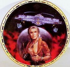 Star Trek Khan & the Reliant Power of Command Plate '95