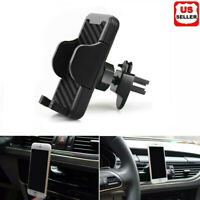 Universal Rotate Car Mount Holder Stand Air Vent Cradle For Mobile Cell Phone US