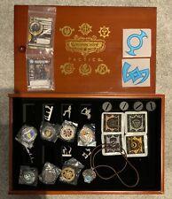 WARMACHINE TACTICS Kickstarter War Chest Super Rare! Coins, Patches, Figures