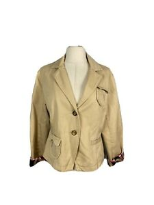 Cooper By Trelise Womens Size 14 Button Up Jacket