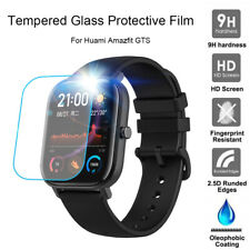 Film Tempered Glass Screen Protector Guard Cover For Huami Amazfit GTS