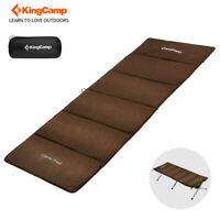 KingCamp Camping Sleeping Pad Mat Soft Cotton Cot Cushion Portable Lightweight