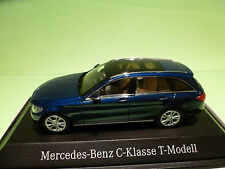 NOREV  1:43 MERCEDES BENZ C  T-MODELL  - GOOD CONDITION IN BOX - DEALER EDITION.