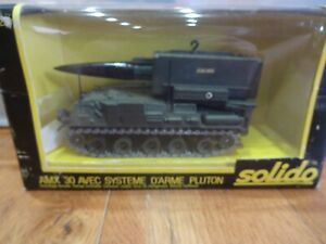 Solido N2238 AMX PLUTON MISSILE SYSTEM NEW Boxed