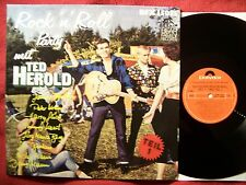 V. A. - Rock´n´Roll Party mit Ted Herold    Teil 1   Bear Family LP