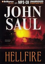 John SAUL / HELLFIRE    [ Audiobook ]