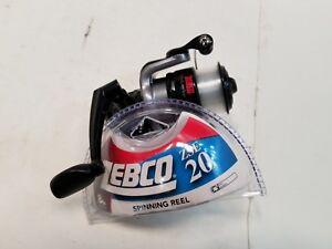 Zebco ZSE20 Spinning Reel 8Lb Line