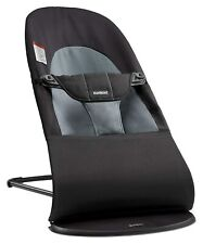 *Brand New* BabyBjorn Soft Bouncer - Black/Gray