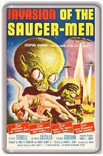 INVASION OF THE SAUCER MEN 1957 FRIDGE MAGNET IMAN NEVERA