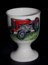 BN Massey Ferguson 65 eggcup, vintage Ferguson Tractor, Massey Ferguson gift