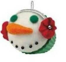 2012 Hallmark Season's Treatings! Cupcake ornament special limited edition New