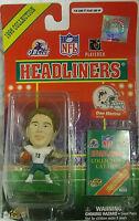 DAN MARINO / MIAMI DOLPHINS 3 INCH 1998 NFL Headliners Football Collectible NIP