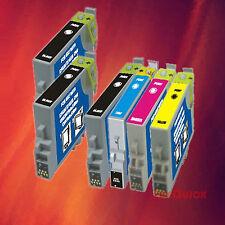 6 T044 44 INK FOR EPSON Stylus CX6400 CX6600 C86