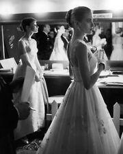 Time Life - Audrey Hepburn & Grace Kelly - Ready Framed Canvas 40x50cm