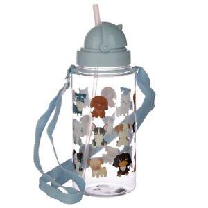Kids Childrens Drinking Water Bottle Milk Bottle Unicorn Animals BPA Free