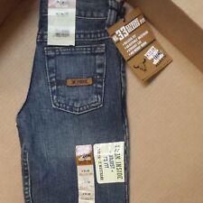 Cowboy Cut® 13MWJKL- CHOCOLATE Wrangler®Original//Slim Fit Jean 1-7