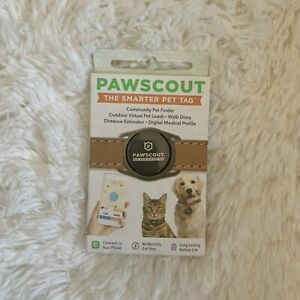 Pawscout- The Smarter Pet Tag- Community Pet Finder- Connects To Your Phone
