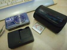 CAMERA SONY CYBER-SHOT 16.1 MEGA PIXELS DSC-W580 with original charger