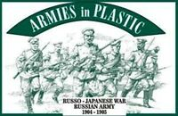 Armies In Plastic AIP 1/32 Russo-Japanese War 1904-1905 Russian Army 5485 NEW!