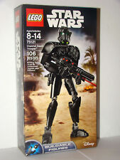 LEGO Star Wars 75121 Imperial Death Trooper Buildable Action Figure New