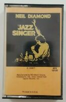 Neil Diamond Cassette The Jazz Singer Original Songs From The Motion Picture