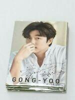 Gong Yoo Gong U Portable Photo Memo Pad KPOP Korean Movie Drama Actor Star