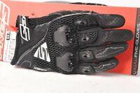 Five Stunt Evo Airflow Black Men's Motorcycle Gloves Small S/8 555-05002