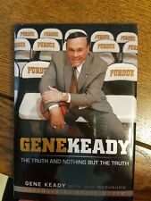 Gene Keady Book The Truth and Nothing but the Truth - hardcover