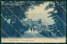 Salerno Cava de Tirreni cartolina XB1573