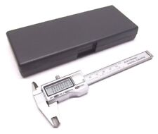 """NEW! 0 to 4"""" ELECTRONIC DIGITAL CALIPER - .001""""/.01mm - EXPEDITED USA SHIPPING!"""