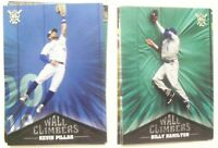 2019 Topps Big League Wall Climbers Complete Insert Set 10 cards