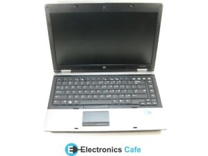 "HP ProBook 6450b 14"" Laptop 2.53 GHz i5-M 460 4GB RAM Grade B No Battery, Webcam"