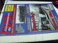 9µ? Revue Connaissance du Rail n°176 35 ans du Capitole Tramway Sarrebruck 240 P