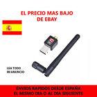 150Mbps USB adaptador inalámbrico Lan red tarjeta 802.11b/g/n WiFi antena