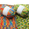 30 Colors Soft Crochet Yarn DIY Hand Milk Baby Cotton Knitting Wool Yarn