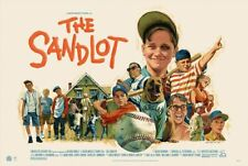 SDCC 2019 Mondo The Sandlot print by Paul Mann numbered