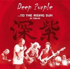 To the Rising Sun: In Tokyo LIVE [Digipak] 2 CD + 1 DVD DEEP PURPLE