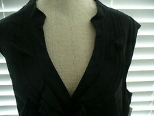 24 Women's Dress Willow Glenn New York NWTs (Stein Mart Orig. $69.99) Bk. & Tan
